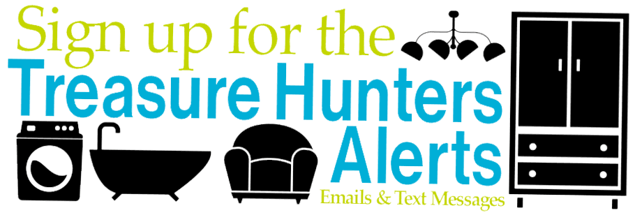 Habitat for Humanity ReStore Riverside Treasure Hunters Alerts