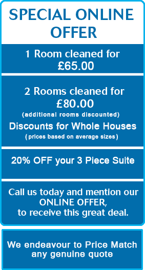 Special Offer - Elliott Carpet Care