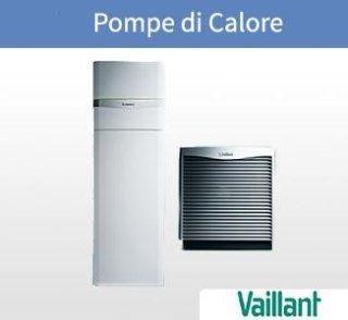 Vendita pompe di calore Vaillant