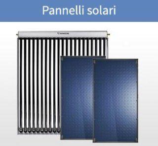 Vendita pannelli solari Junkers Bosch