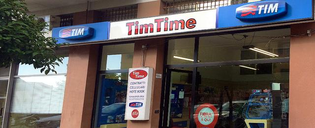 Centri Assistenza Tim.Telefonia Mobile Massa Tim Time