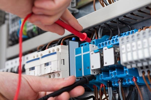Controllo dell'impianto elettrico