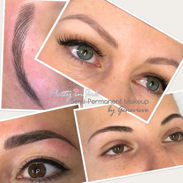 Mobile Semi Permanent Makeup Liverpool | Saubhaya Makeup
