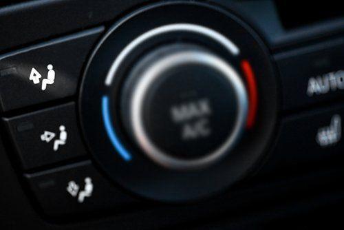 manopola per climatizzatore auto
