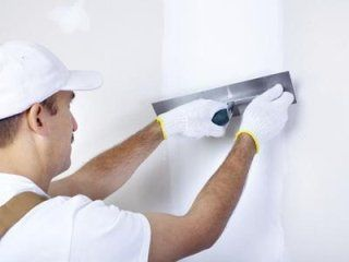 Spianando le parete