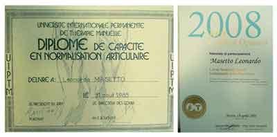 Certificato di abilitazione