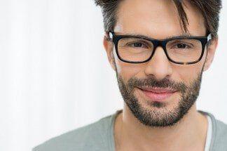 af38ae59165 Man with eyeglasses - Eye Care Center in Montogomery PN