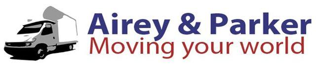 Airey & Parker Removals logo