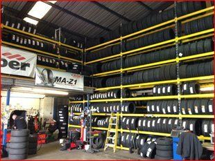 Replacement tyres - Belfast  - McCullough Tyres - Tyres