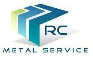 RC METAL SERVICE LOGO