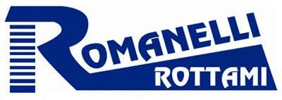 ROMANELLI ROTTAMI METALLICI E AUTODEMOLIZIONI - LOGO