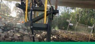 Kwik Cut Gateway Motorway upgrade at Deagon concrete sawing Gold Coast