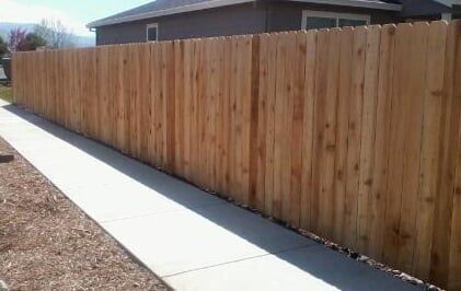 Wood Fence - Valparaiso, IN  - Northwest Indiana Fence Co