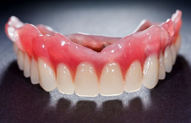 Get Dentures at Marty Cloin DDS in Arlington Texas