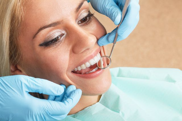 Get an Oral Exam at Marty Cloin DDS, Arlington Texas