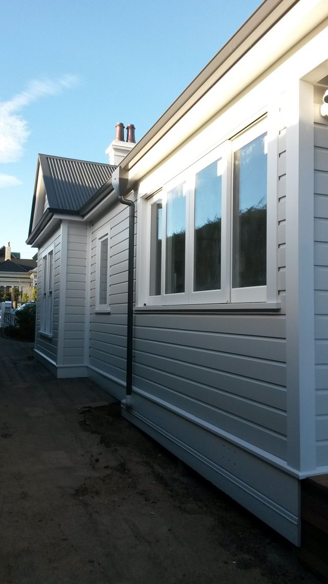 Painted house by Decorating Services Dunedin