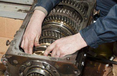 gear box servicing