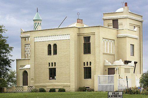 Villa Kathrine - Quincy Convention & Visitors Bureau - Quincy, IL