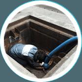 Lavaggie canalizzazioni