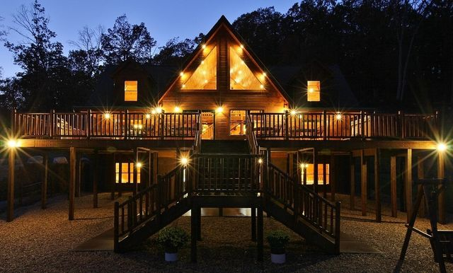cabin shenandoah property luray va paddle rental pin valley cabins lost in vacation rentals