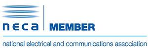 safe n sound electrical neca member logo
