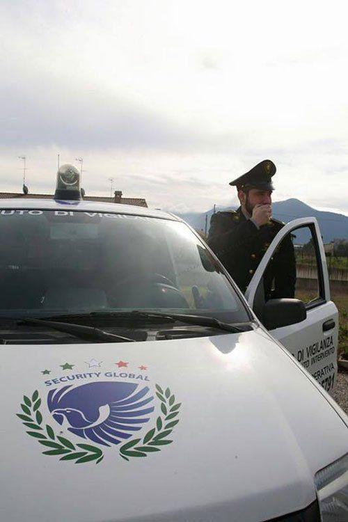 Security Global fornisce servizi di vigilanza a Frosinone