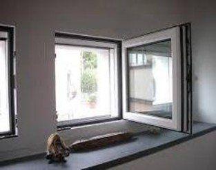 finestre in pvc su misura roma