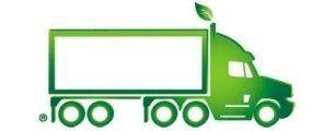 trasporti, camion, trasporti prodotti ecologici e rifiuti