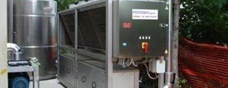 strutture mobili celle refrigeranti