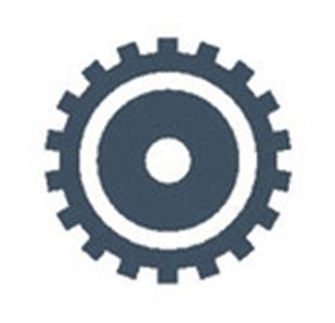 Watch gear icon