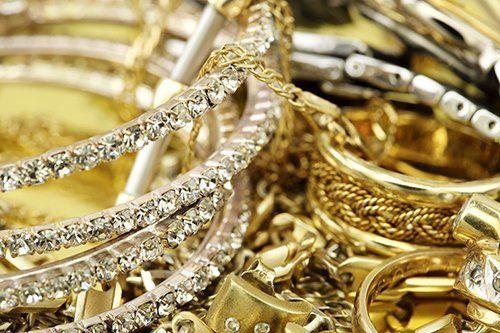 Gioielli d'oro