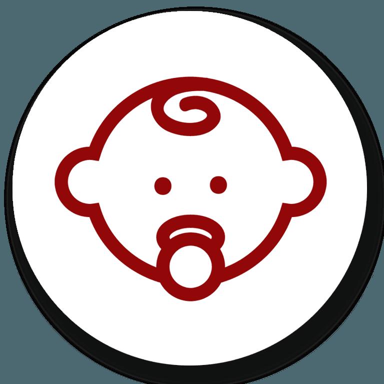 Biancheria per neonati
