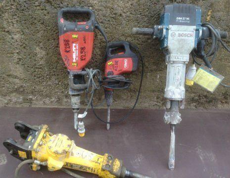 Premium floor saws