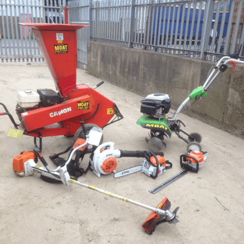 Power tool rentals at moat plant hire sales leeds for Gardening tools for hire