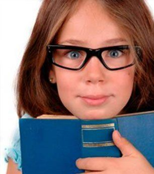 Childrens eye test available in Hampshire