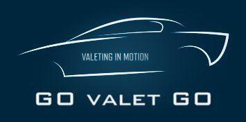 GO valet GO logo