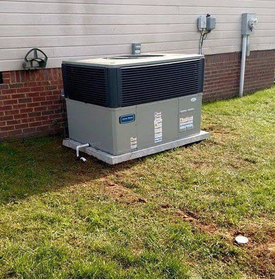 heating and air conditioning dalton ga