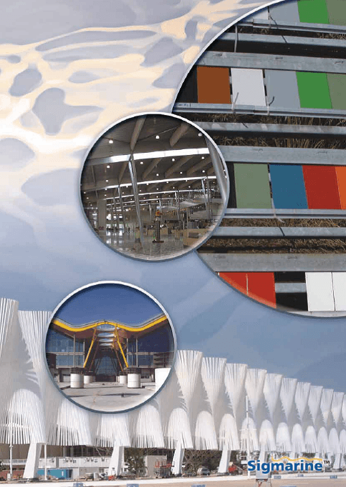 Industrial coatings from Sigmarine