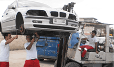 demolizione veicoli, centro demolizione, rottamazione