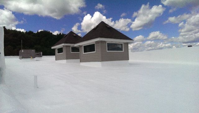 Exceptional Flat Roofing