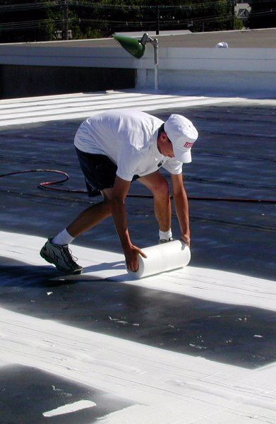 North Star Roofing Plains Montana Conklin Commercial Roof Repair