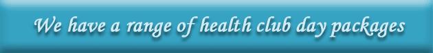Health spa treatments