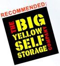 Big Yellow self storage logo