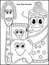 mandurah dental surgery colouring in book