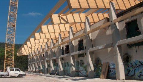 tetti con nuovi materiali