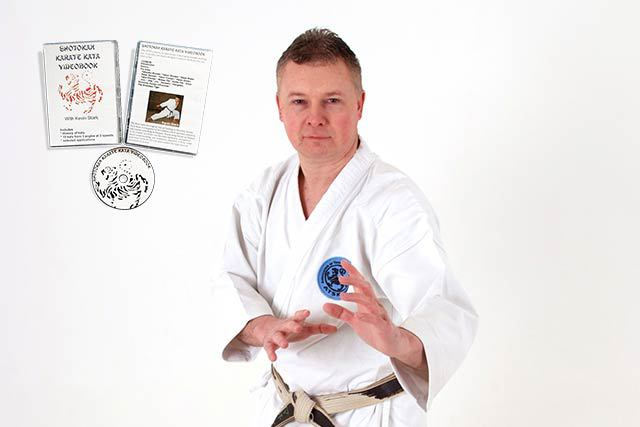 Chief instructor Sensei Kevin Stark