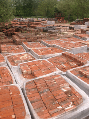 Demolition Services - Norfolk - Mooney Demolition Co Ltd - Bricks