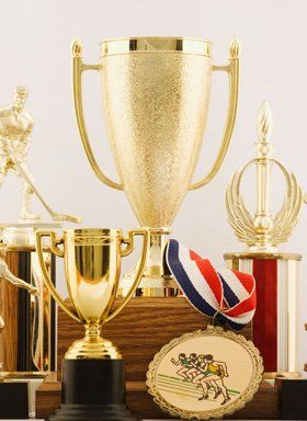 Engraving services - Hereford - E.M. Davis Trophies - Trophies