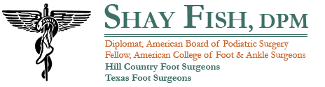 Hill Country Foot Surgeons Logo