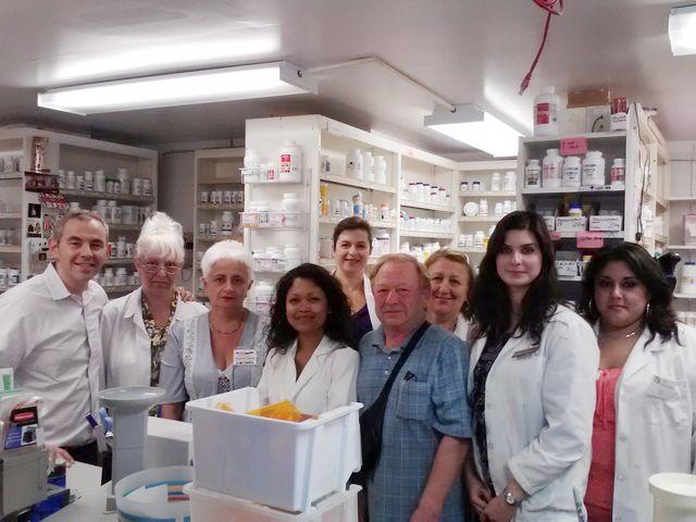 Flag Pharmacy Staff Photo